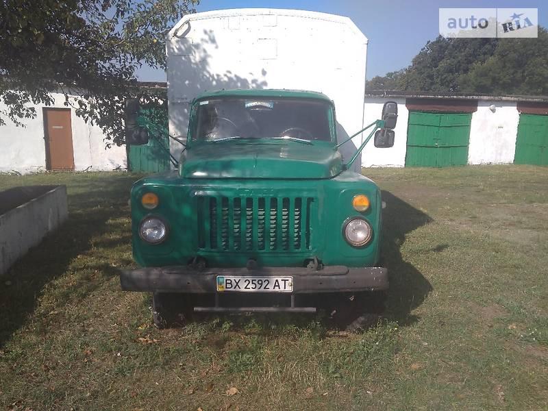 ГАЗ 53 груз. 1984 року