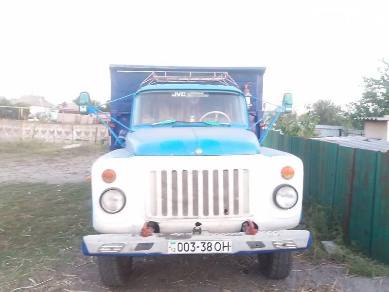 ГАЗ 53 груз. 1986 года