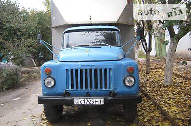 ГАЗ 53 груз.   1987