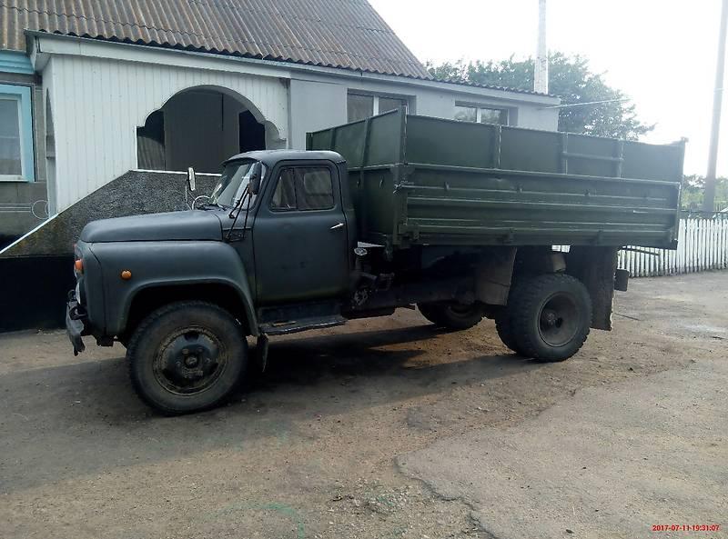 ГАЗ 53 груз. 1993 года
