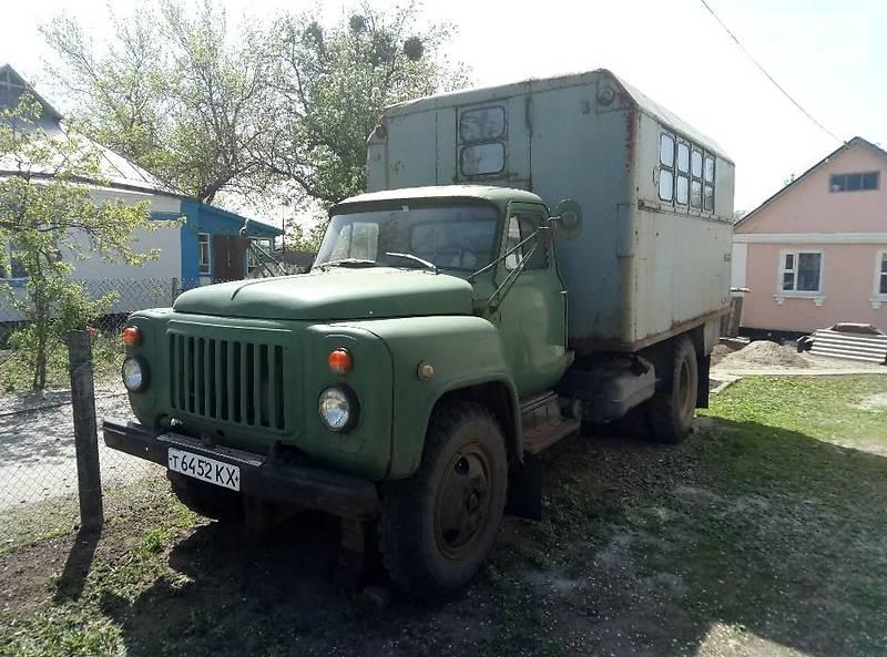 ГАЗ 53 груз. 1995 года