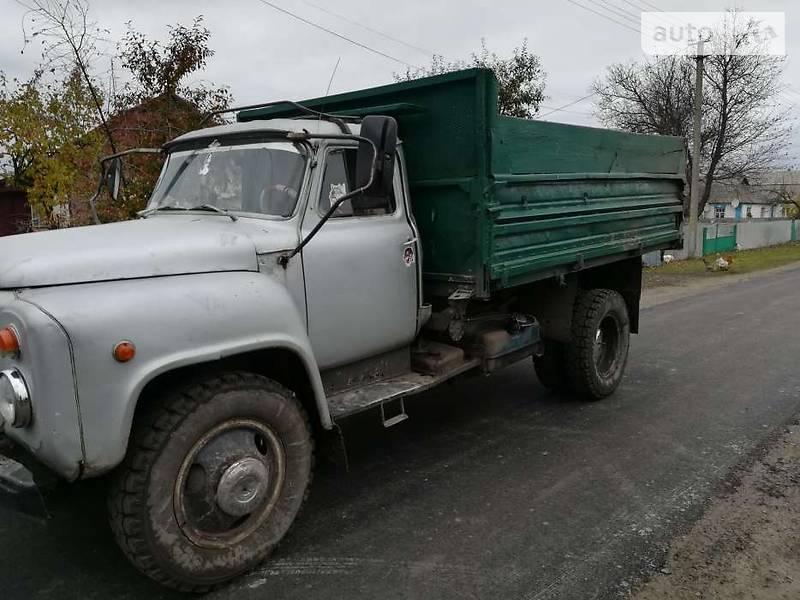 ГАЗ 53 груз. 1990 года