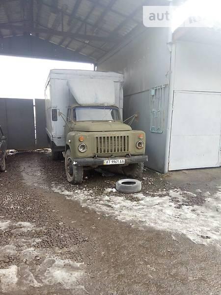 ГАЗ 53 груз. 1992 года