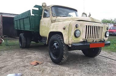 ГАЗ 53 груз.  1980