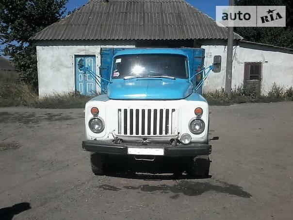 ГАЗ 5319 1989 года
