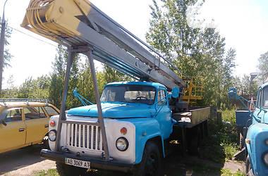ГАЗ 53 ВС-18 1987