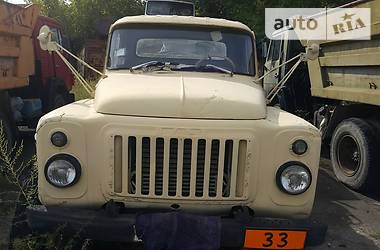 ГАЗ 53  1987