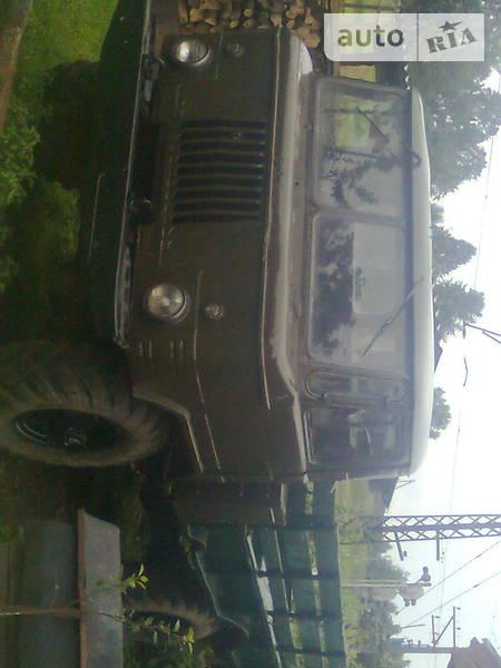 ГАЗ 66 1978 года