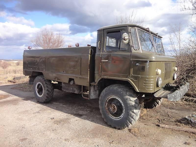 ГАЗ 66 1999 года