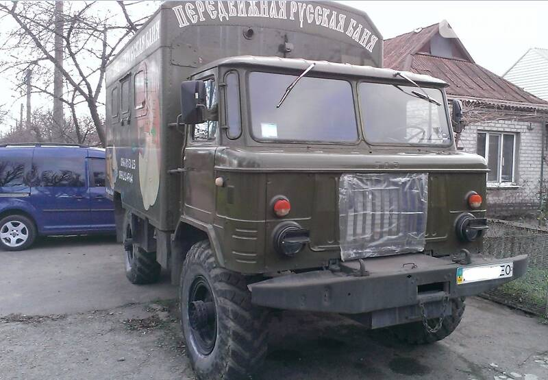 ГАЗ 66 1982 года