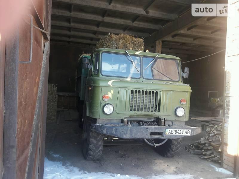 ГАЗ 66 1991 года