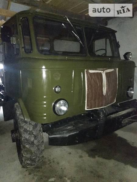 ГАЗ 66 1985 года