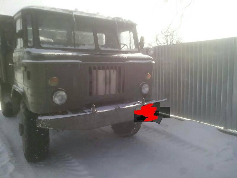 ГАЗ 66 1992 года