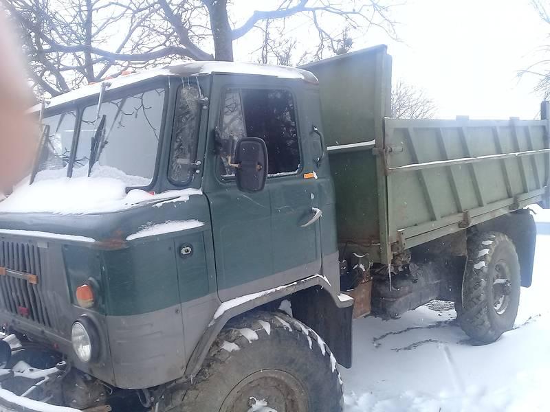 ГАЗ 66 1987 года