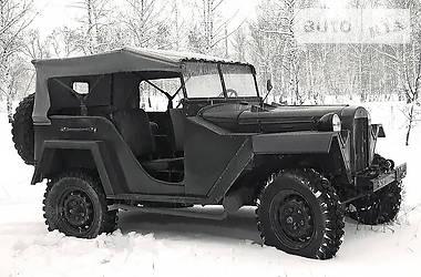 ГАЗ 67  1949