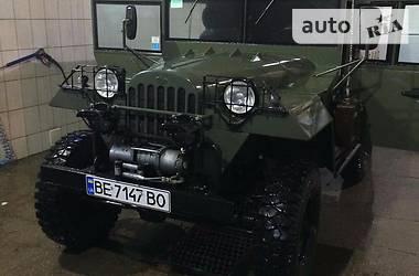 ГАЗ 67  1947