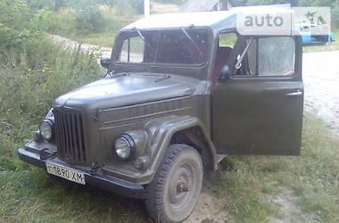 ГАЗ 69  1963