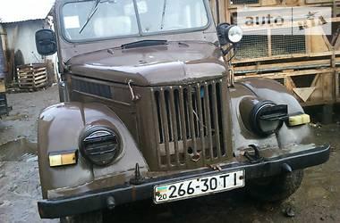ГАЗ 69 4x4 1966