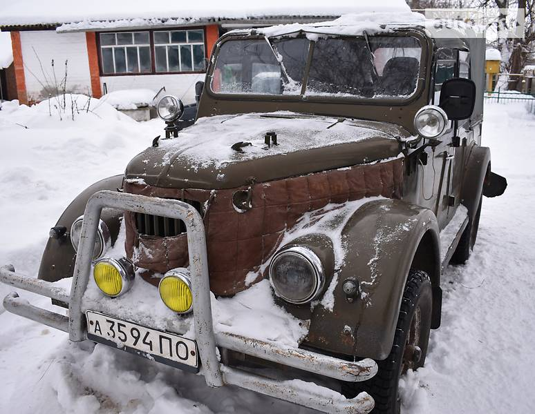 ГАЗ 69A