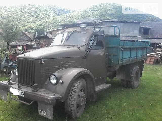 ГАЗ 93 1951 года