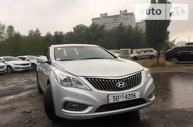 Цены Hyundai Grandeur Газ
