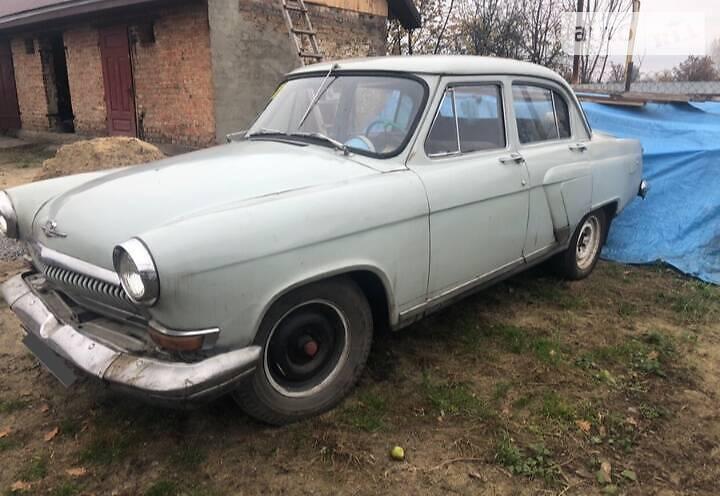 ГАЗ M21