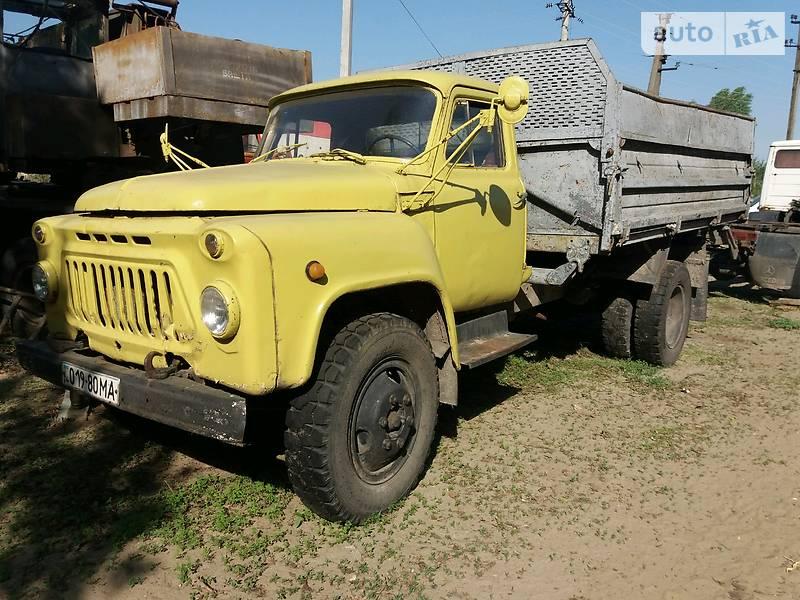 ГАЗ САЗ 3502