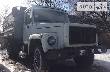 ГАЗ САЗ 3503  1992