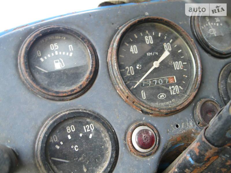 ГАЗ САЗ 3503