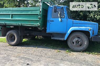ГАЗ САЗ 3507  1991