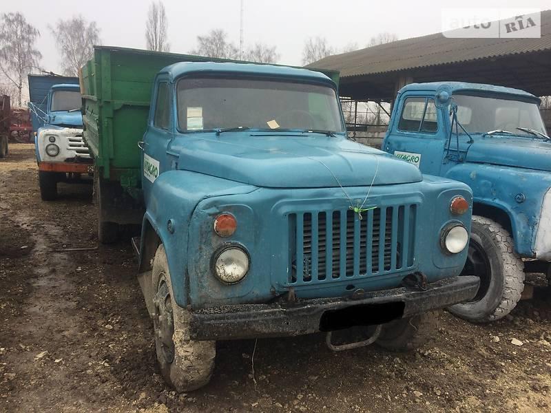 ГАЗ САЗ 3507