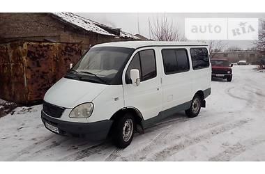 ГАЗ Соболь 2217 2003
