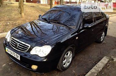 Geely CK GT 2010