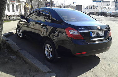 Geely Emgrand 7 (EC7) lux 2012