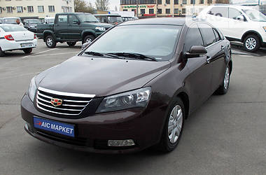 Geely Emgrand 7 (EC7) 1.8 AT 2014