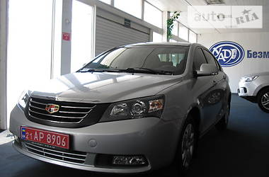 Geely Emgrand 7 (EC7) 1800 2014