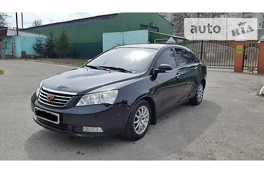 Geely Emgrand 7 (EC7) 1.8 2012