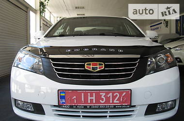 Geely Emgrand 7 (EC7) 1.8 MAX LUX 2015