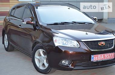 Geely Emgrand 7 (EC7)   2013