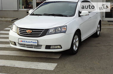 Geely Emgrand 7 (EC7)  2014