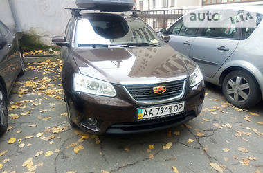 Geely Emgrand 7 (EC7)  2015