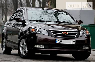 Geely Emgrand 7 (EC7) LUXURY  2014