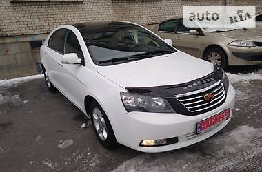 Geely Emgrand 7 (EC7) 1.8 A\\T 2013