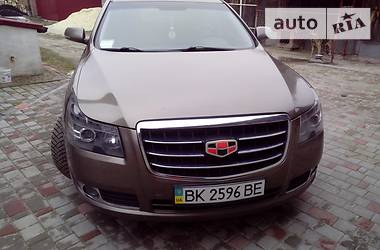 Geely Emgrand 8 2.4  2014