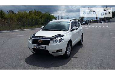 Geely Emgrand X7  1.8  2014
