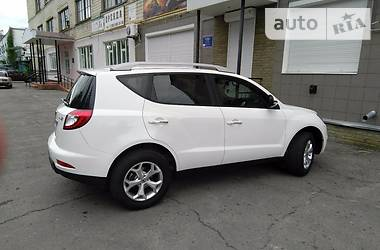 Geely Emgrand X7  2014