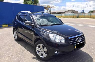 Geely Emgrand X7 2.4 2014