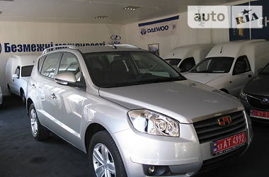 Geely Emgrand X7 MAX LUX 2013