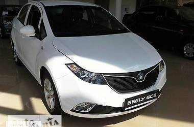 Geely GC5 1.5 MT 2015