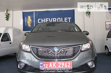 Geely GC5 MAX LUX 2016